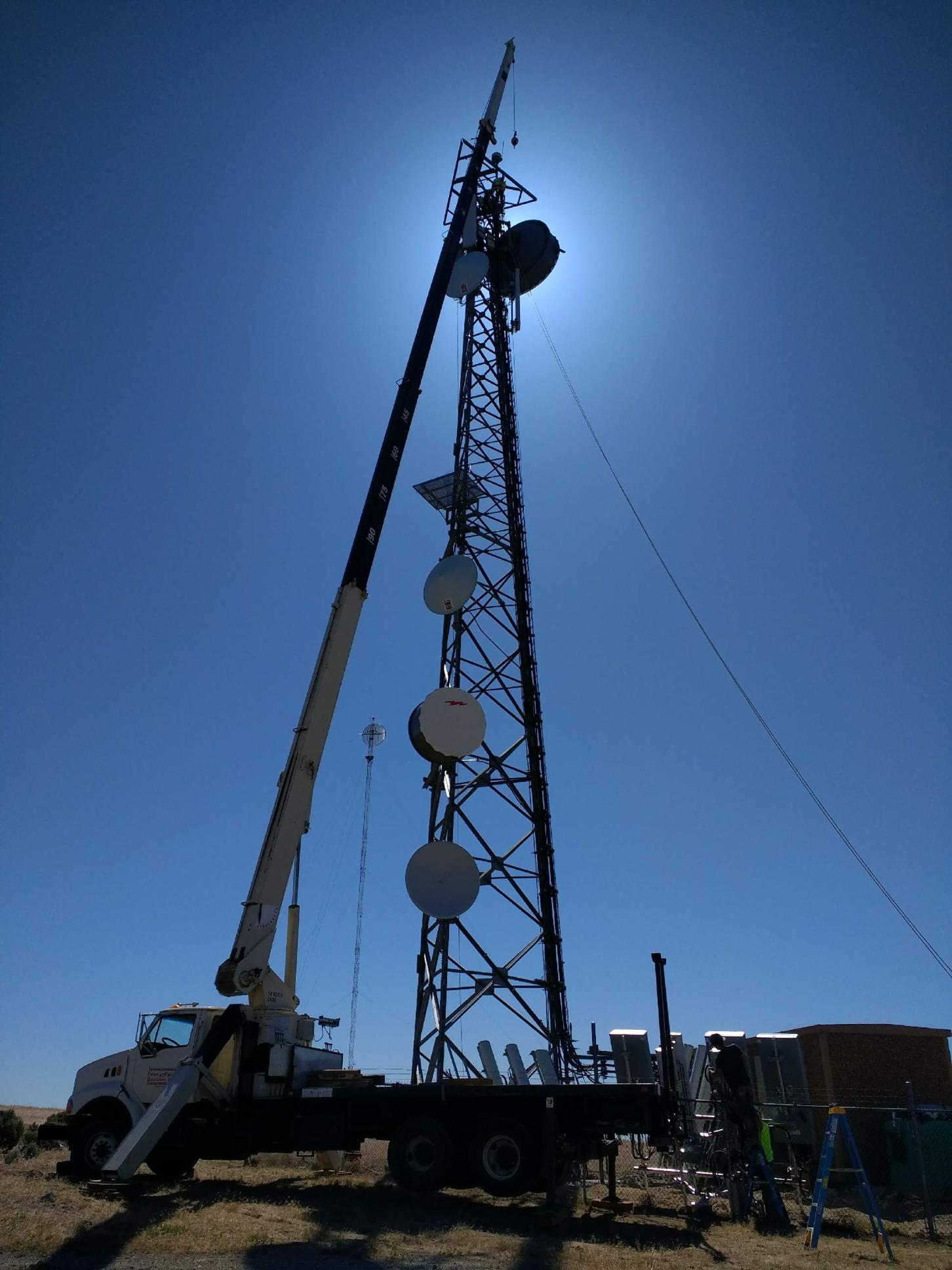 Crane Rental Services Idaho 208 465 5552